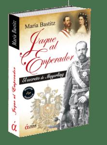 Libro Jaque al emperador de Ediciones áltera - publicación en España