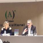 Ana Caravaca y Luis Folgado. Presentación en Editoriales españolas