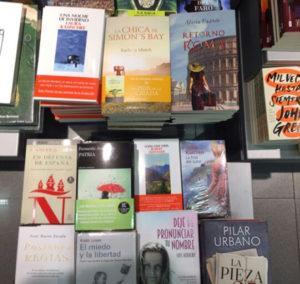 Libro más leído en editoriales españolas. Ediciones Áltera
