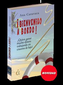 Portada libro Bienvenido a bordo. Editoriales Españolas