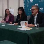 Luis Folgado y Leonor Tamayo. Presentaciones en Editoriales españolas