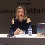 La escritora Ana Caravaca. Editorial Áltera