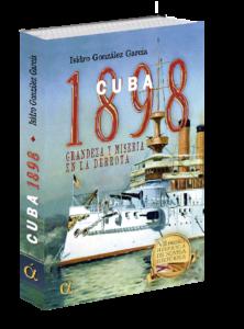 Libro Cuba 1898 en editoriales españolas