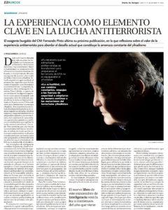 Editorial sobre Fernando Pinto