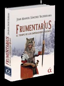 Portada libro Frumentarius