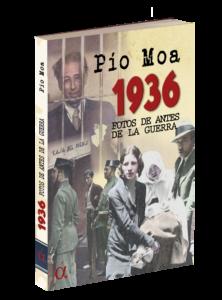 Libro de ensayo de Pío Moa