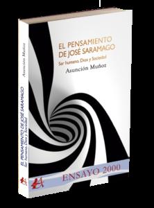Libro de ensayo sobre Saramago