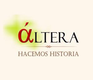 Logo Áltera. Editoriales españolas